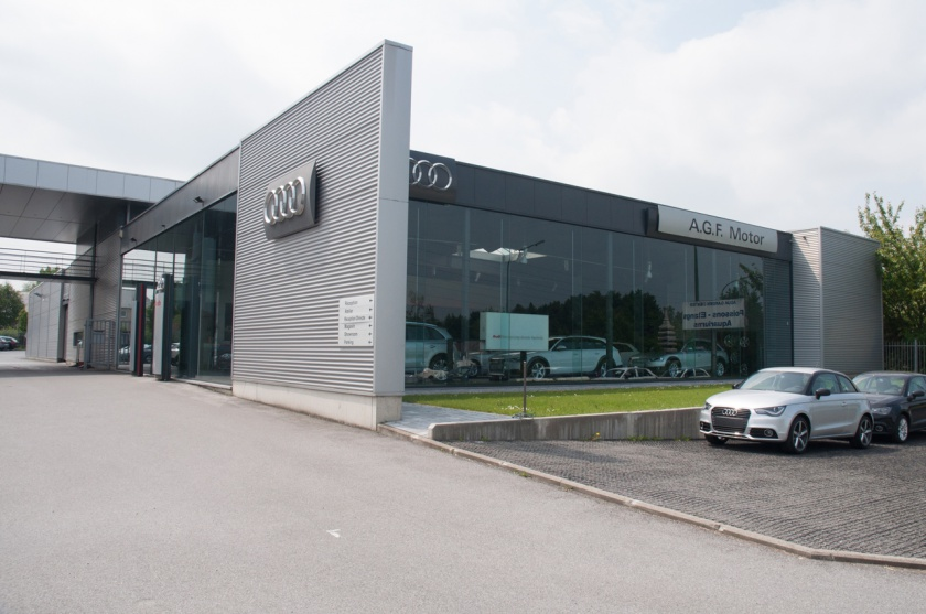 Hd systems garage audi neupr for Garage audi meaux