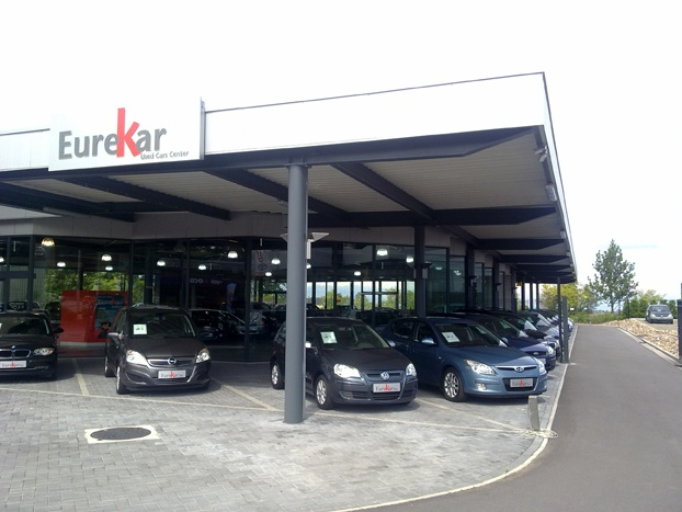 Hd systems garage toyota soumagne for Garage toyota epinal